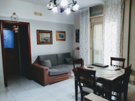 Lovely apartment for rent in Casarea, in the park with parking space and cantinola