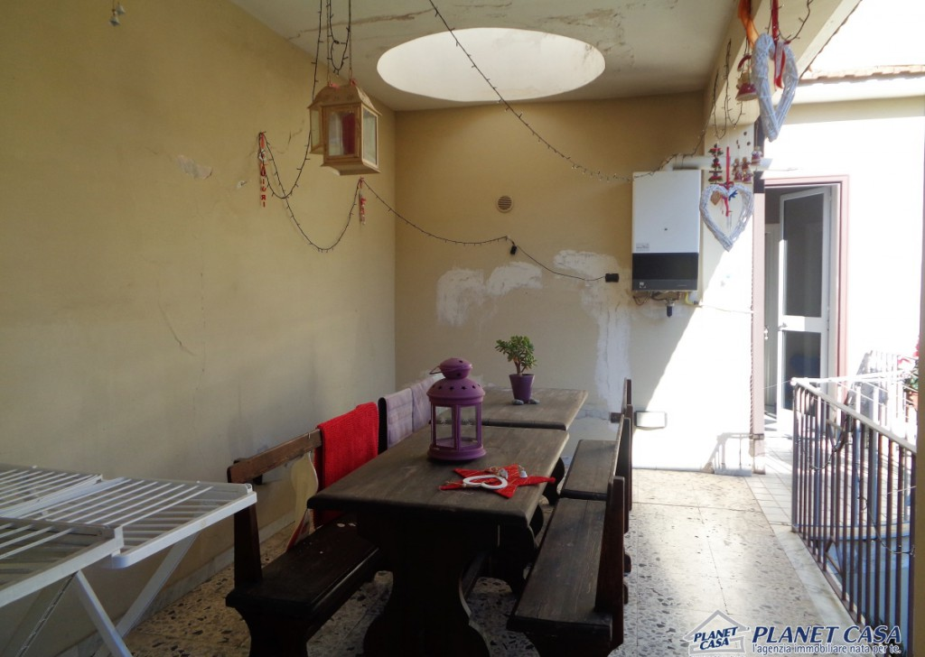 Sale Apartments Capodrise - House for sale, large squareness, 200 sqm, Center, Terrace level Locality
