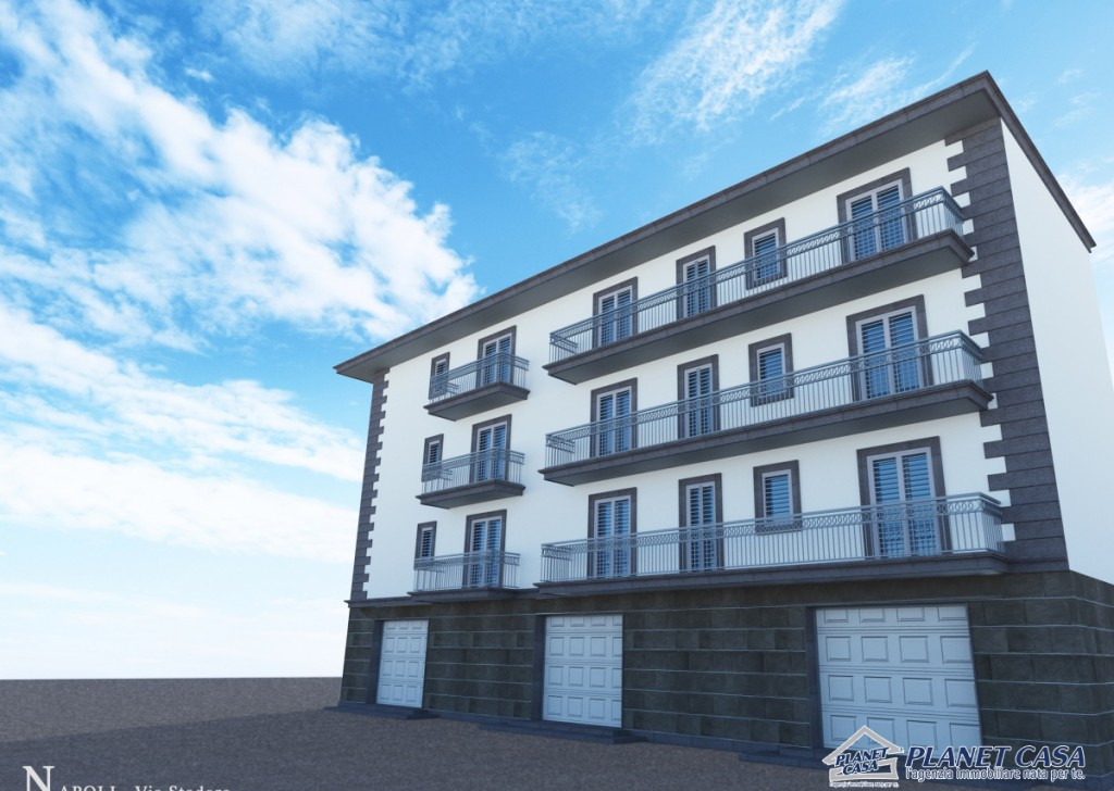 Sale Apartments Napoli - New-build apartment 1 floor, 75 sqm, Stadera residences, houses for sale Locality